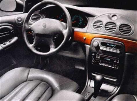 1999 Chrysler 300m Interior by 1999 Chrysler 300m Interior Pictures Cargurus