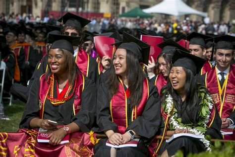 Usc Ibear Mba Ranking by Information For Admitted Students Usc Marshall