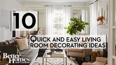 easy living room decorating ideas quick and easy living room decorating ideas youtube