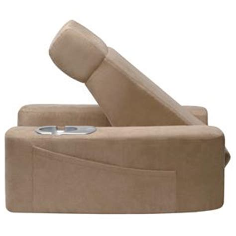 bed rest pillow with cup holder homedics brf 1 luxury folding massaging back rest with cup