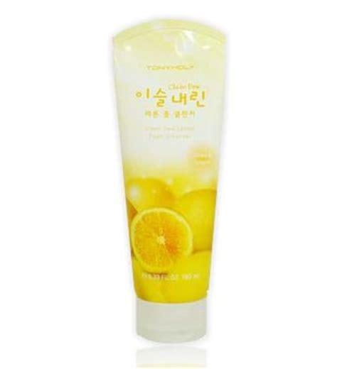 Harga Tony Moly Clean Dew Lemon Foam Cleanser Kulit Berminyak 8 produk pembersih wajah korea terbaik untuk semua jenis