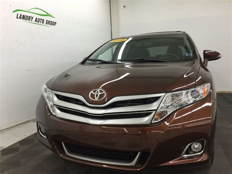 nissan venza used 2015 toyota venza le in kentville used inventory