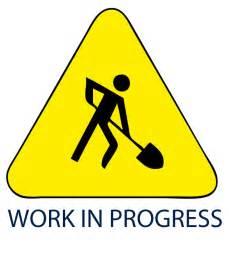 work in progress kd james