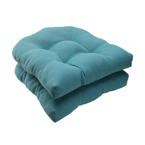 turquoise bench cushion shop pillow perfect forsyth turquoise solid seat pad for
