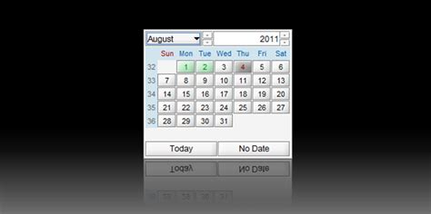 J Calendar Jcalendar 1 4 Released