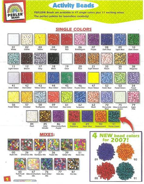 perler bead colors pin by cheryl geiger on crafts perler