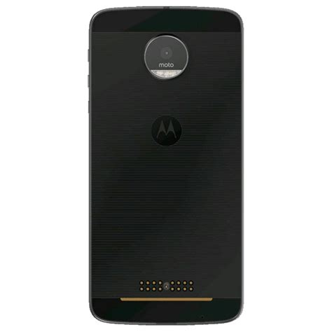 Motorola Moto Z Xt1650 03 Garansi Resmi motorola moto z single sim xt1650 03 32gb black lunar