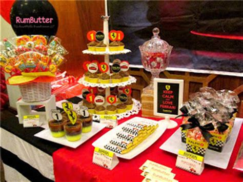 Sweet Cornerdessert Table 21 rumbutter sweet corner dessert table ralph s 1st