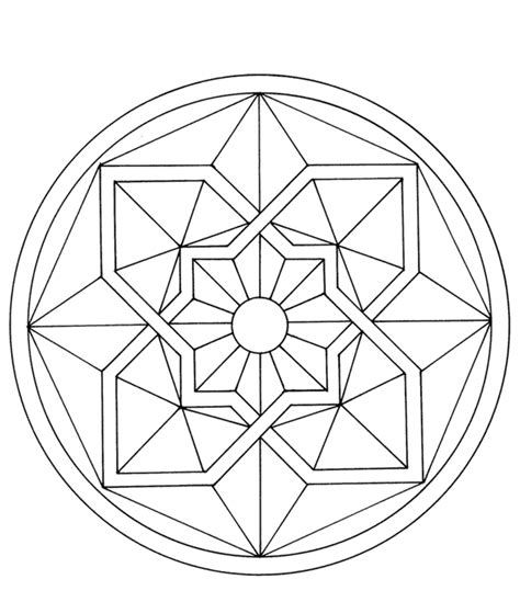 Vorlage Mandala by 40 H 252 Bsche Mandala Vorlagen Zum Ausdrucken Und Ausmalen