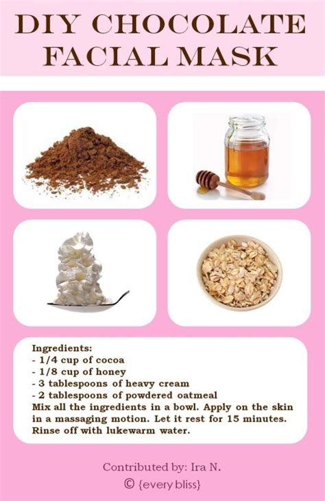 diy mask ingredients 11 mask recipes that use food ingredients you can find at home
