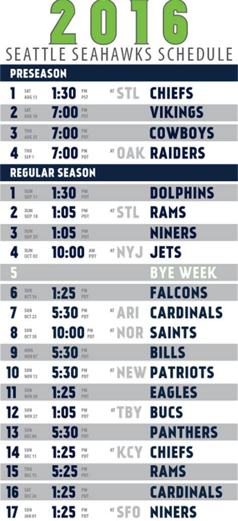 printable seahawks schedule 2015 2016 2016 printable calendar calendar spot calendar template 2016