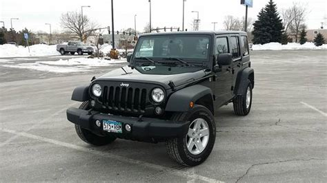 Jeep Wrangler For Sale Mn 2015 Jeep Wrangler Unlimited For Sale In Minneapolis