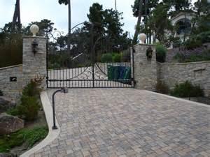 Pillar Designs For Home Interiors Pebble Beach Entry Gates
