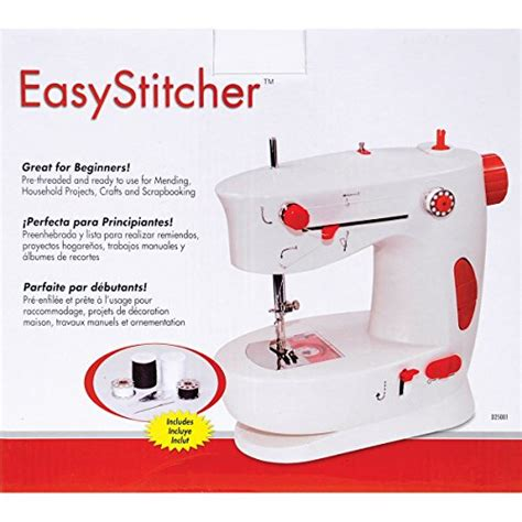 easy stitcher table top sewing machine sewing machinez