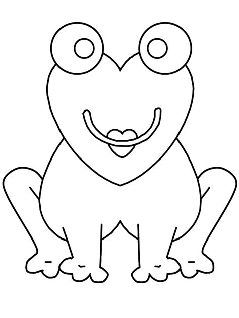 Frog Coloring Pages Related Keywords Suggestions Frog Froggy Coloring Pages