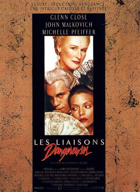film mandarin dangerous liaisons dangerous liaisons 1988 posters the movie database