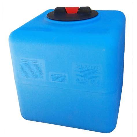 vasche in plastica per acqua serbatoio polietilene cubo 100 200 litri fornid
