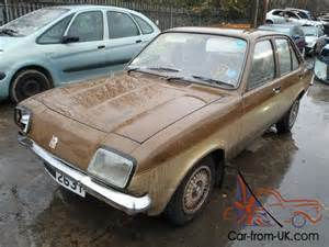 Vauxhall Chevette Parts 1983 Vauxhall Chevette 1256cc Petrol Breaking For Spares