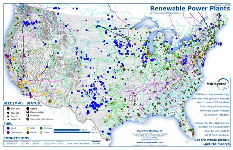american energy map utility gis maps for power plants power grid
