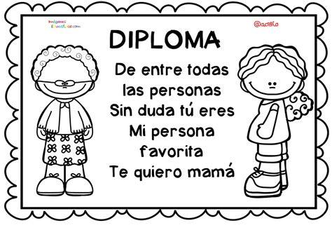 dibujos para colorear del 10 de mayo diplomas para colorear del d 237 a de las madres 10 de mayo