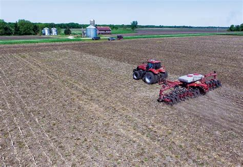 growing demand drives opportunity optimism for planter
