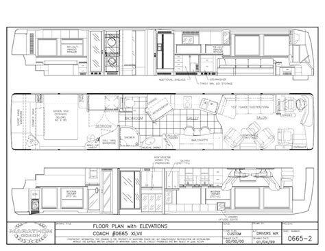prevost rv floor plans photo prevost rv floor plans images photo prevost rv