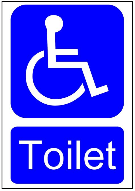 bathroom sign person bathroom sign person disabled toilet clipart clipartfest