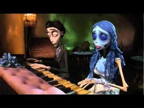 imagenes de jack el cadaver dela novia el cadaver de la novia piano youtube