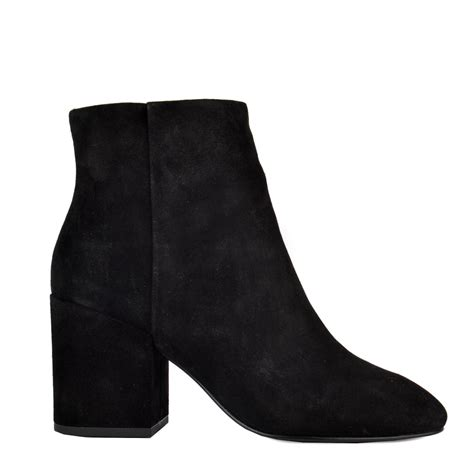 shop black suede boots at ash for aw17 in
