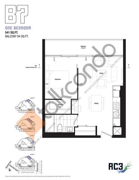 river city floor plans river city phase 3 rc3 condos talkcondo