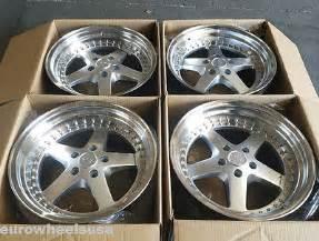 Pontiac G8 Rims For Sale 18 Quot Esr Sr4 Wheels For Pontiac Gto G8 18x8 5 5x120 Rims