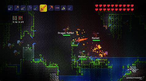 ps4 themes glitch terraria xbox 360 review gamedynamo