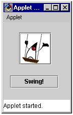swing applet ide roundup visual age