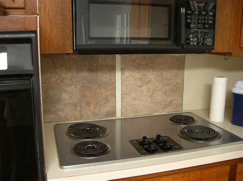 Cheap Kitchen Tile Backsplash Cheap Backsplash Best Kitchen Places