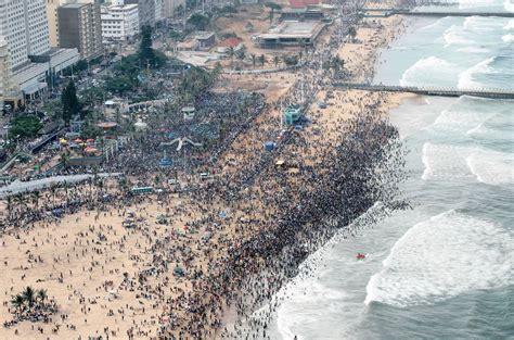 Travels and Visits: Durban Beach