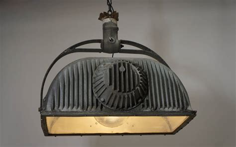 large ceiling light fixtures large industrial ceiling light fixture for sale at 1stdibs