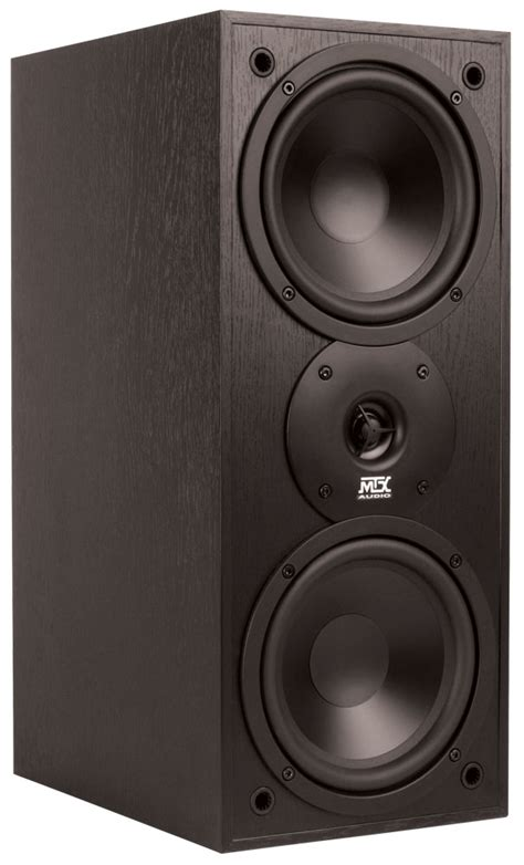 monitor60i 6 5 quot 8 ohm bookshelf speaker pair mtx audio