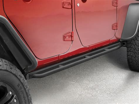 jeep wrangler side rails side guards steps mopar mp 82210574 mopar rock