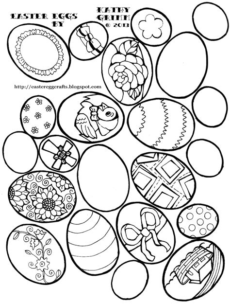 coloring pages for easter eggs easter egg coloring pages vintage eggs easter egg crafts