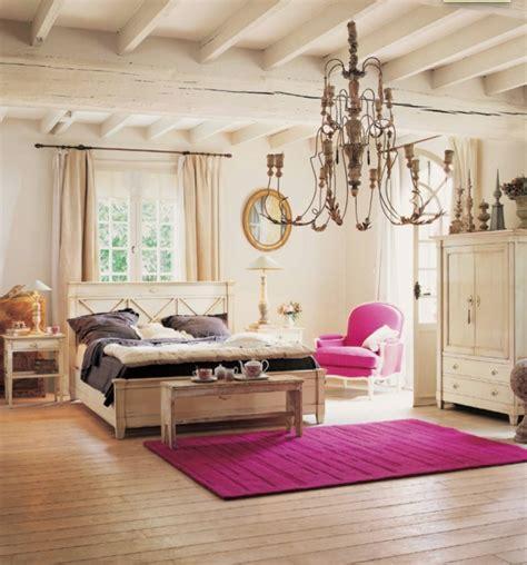 chambre a coucher style americain d 233 coration vintage pour les espaces modernes archzine fr
