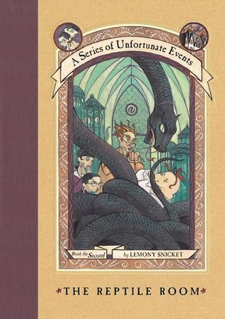 A Series Of Unfortunate Events The Reptile Room by Books Create Better Worlds Reptile Room Series Of