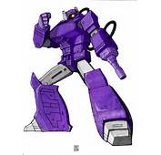 Transformers G1 Shockwave Car Tuning