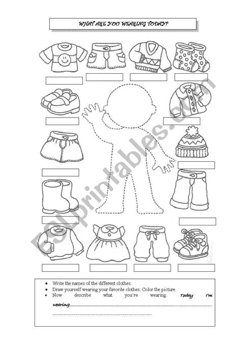 what color are you wearing what are you wearing today esl worksheet by nanaduhalde
