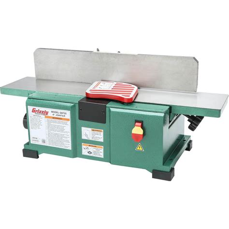 delta 6 bench jointer jointer