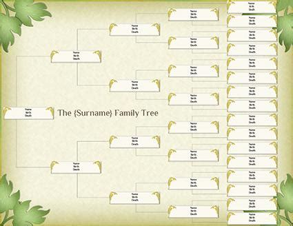 printable family tree software using family tree maker software