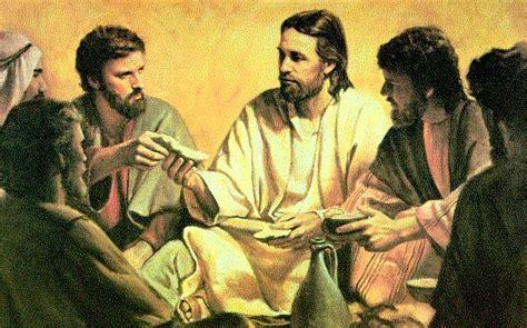 la ultima cena de jesus y sus discipulos la pascua cristiana el origen jud 237 o arquehistoria