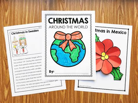 christmas around the world crafts for kids www imgkid
