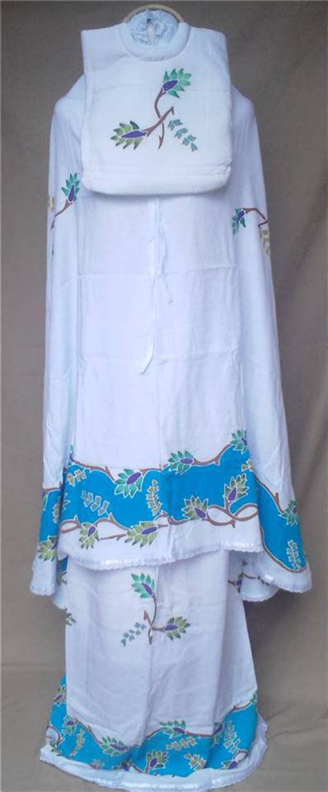 Gamis Only Zahra Dress Batik By Albarizk mukena batik tulis