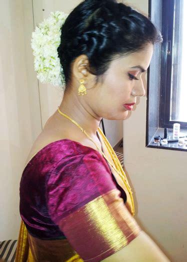 Maharashtrian Bridal Hairstyles For Hair by Lazaro 2014 Wedding Dresses Maharashtrian Bridal