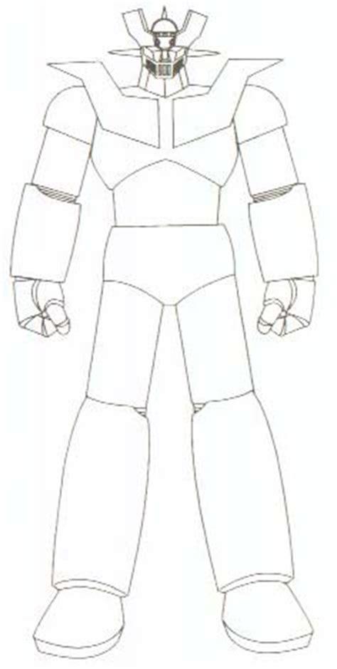 imagenes de mazinger z para dibujar faciles mazinger z